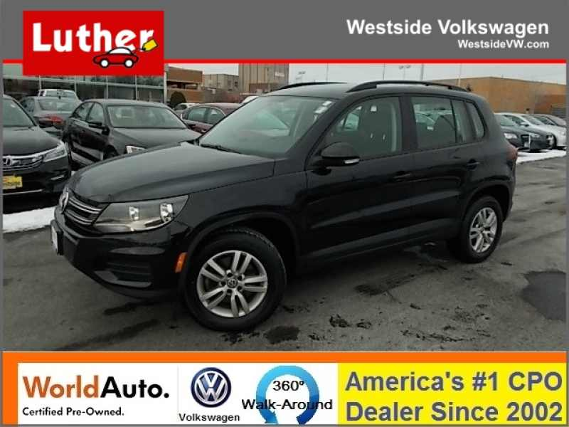 Used 2015 Volkswagen Tiguan 8 CarSoup
