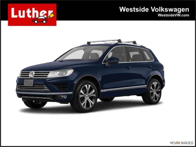 2017 Volkswagen Touareg V6 Wolfsburg 1 CarSoup