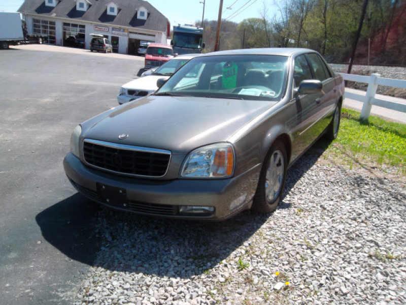 2002 Cadillac Deville DTS 1 CarSoup