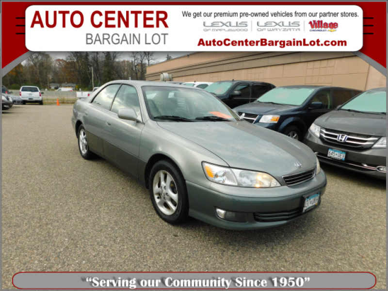 2001 Lexus Es 300 Base 1 CarSoup
