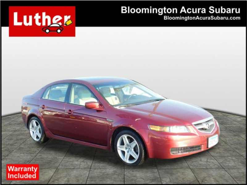 2006 Acura TL Base 1 CarSoup