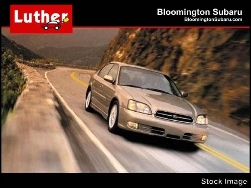 2002 Subaru Legacy GT Limited 1 CarSoup