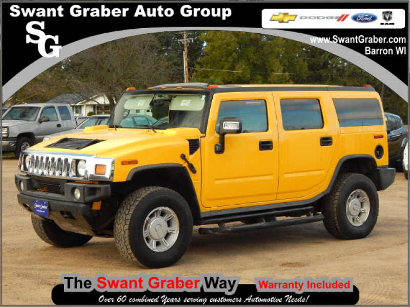 2006 Hummer H2 Base 1 CarSoup