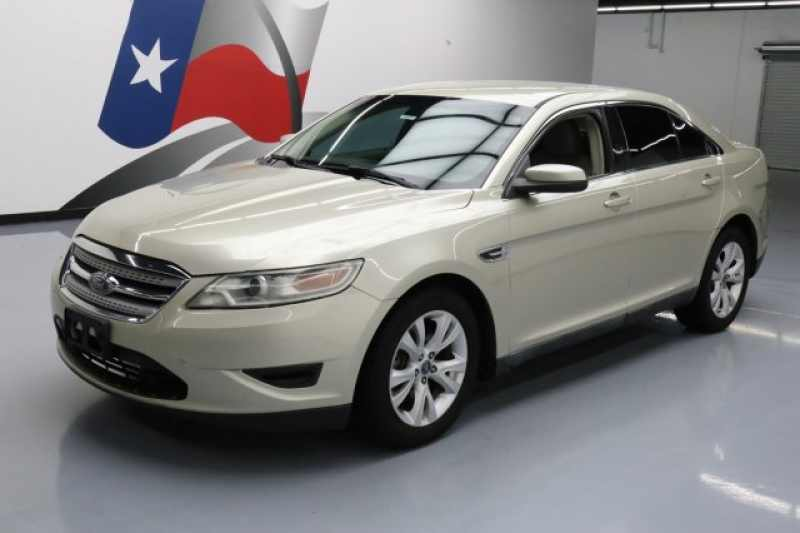 2010 Ford Taurus SEL 1 CarSoup