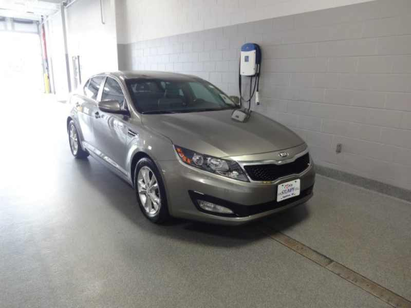 Used 2013 KIA Optima 3 CarSoup