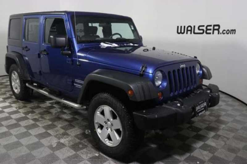 2010 Jeep Wrangler Unlimited Sport 1 CarSoup