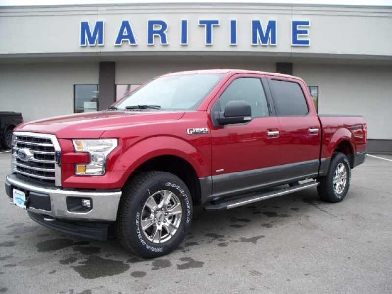 New 2017 Ford F-150 4 CarSoup