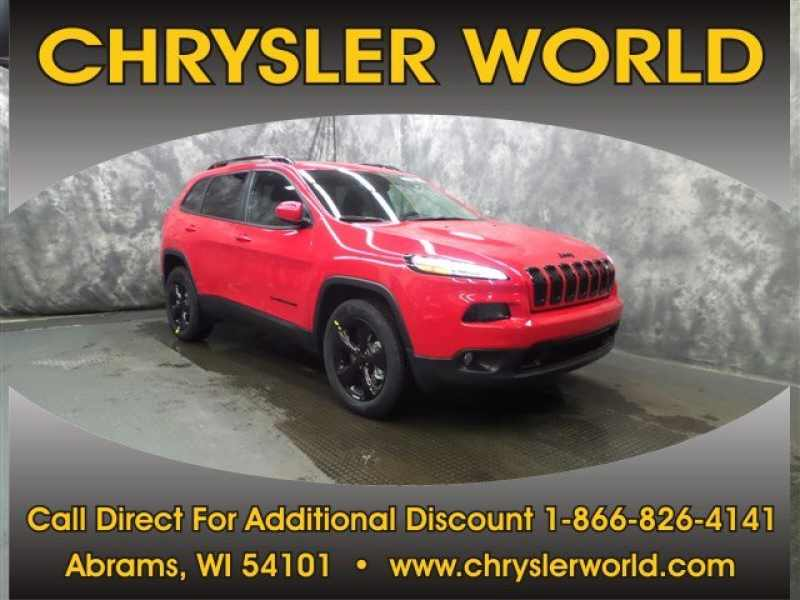 New 2018 Jeep Cherokee 3 CarSoup