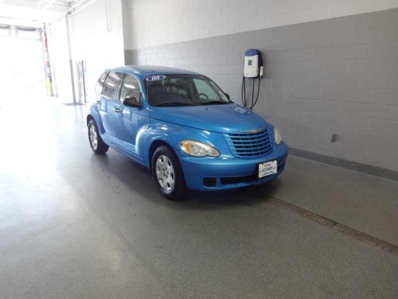 Used 2008 Chrysler PT Cruiser 9 CarSoup