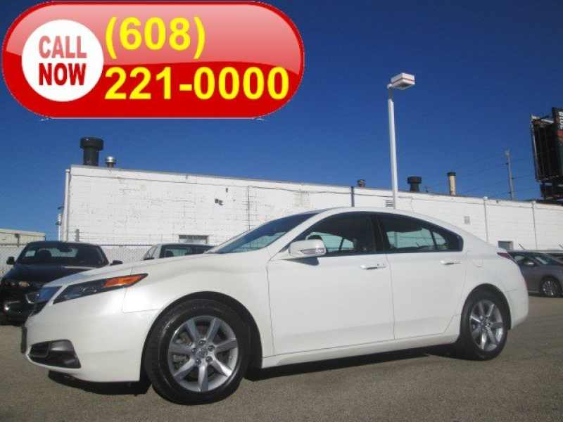 2012 Acura TL Technology Package 1 CarSoup