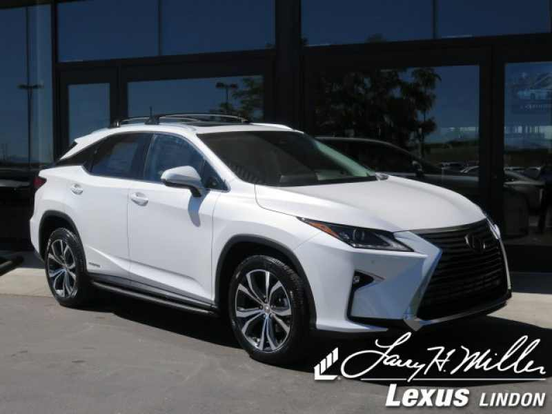 2017 Lexus RX 450h Base 1 CarSoup