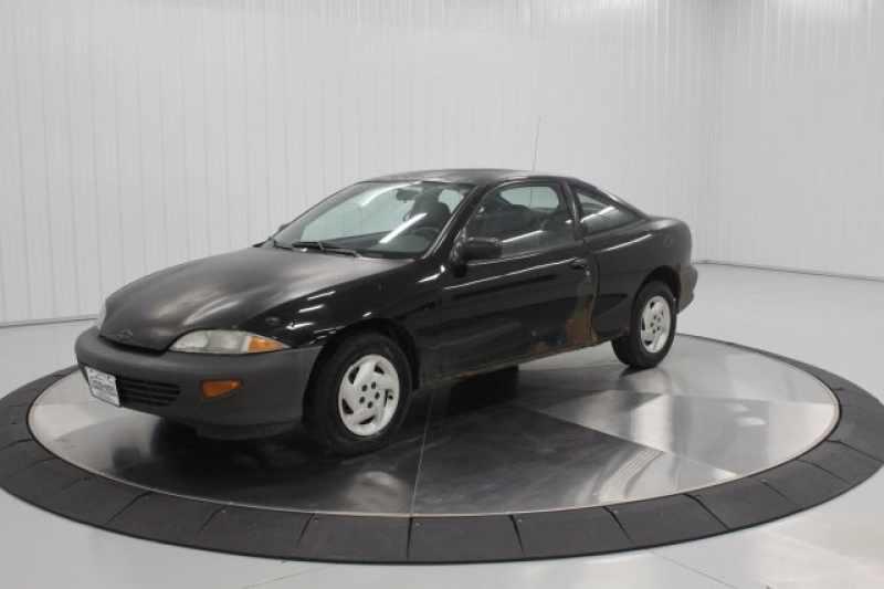 1999 Chevrolet Cavalier Coupe 1 CarSoup