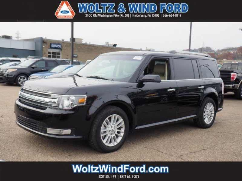 2017 Ford Flex SEL AWD - DUAL PANEL MOONROOF - NAVIGATION 1 CarSoup
