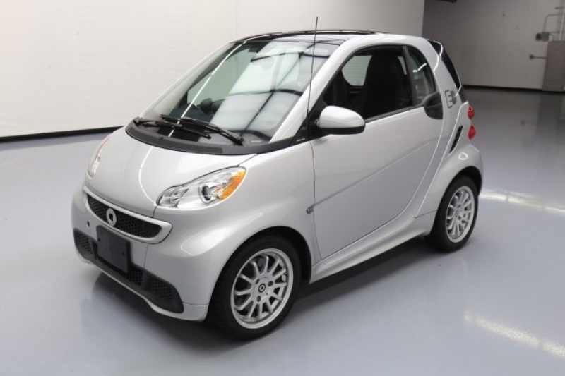 2013 Smart Fortwo Electric Drive Coupe 1 CarSoup