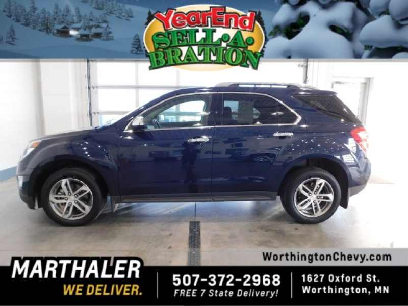 Used 2017 Chevrolet Equinox 8 CarSoup