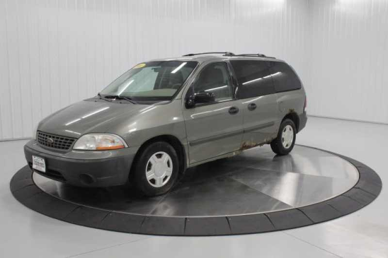 2001 Ford Windstar LX 1 CarSoup