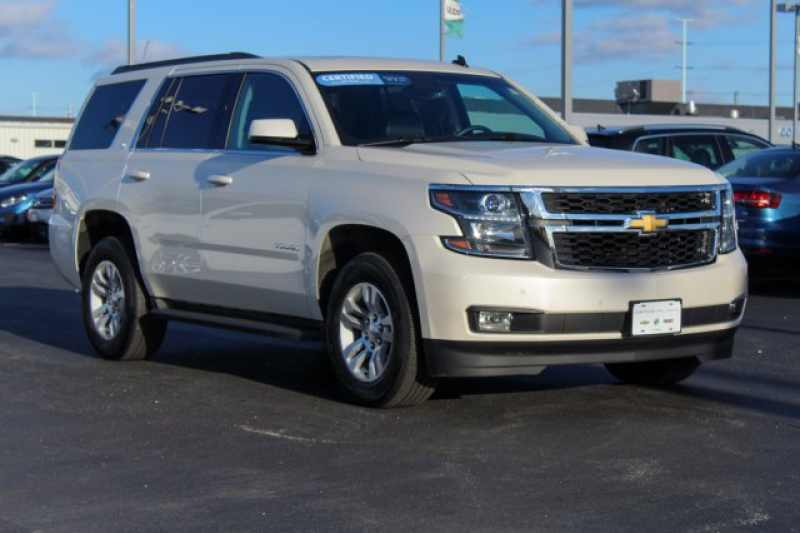 Used 2015 Chevrolet Tahoe 9 CarSoup