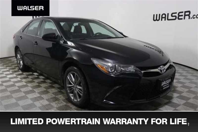 Used 2016 Toyota Camry 5 CarSoup