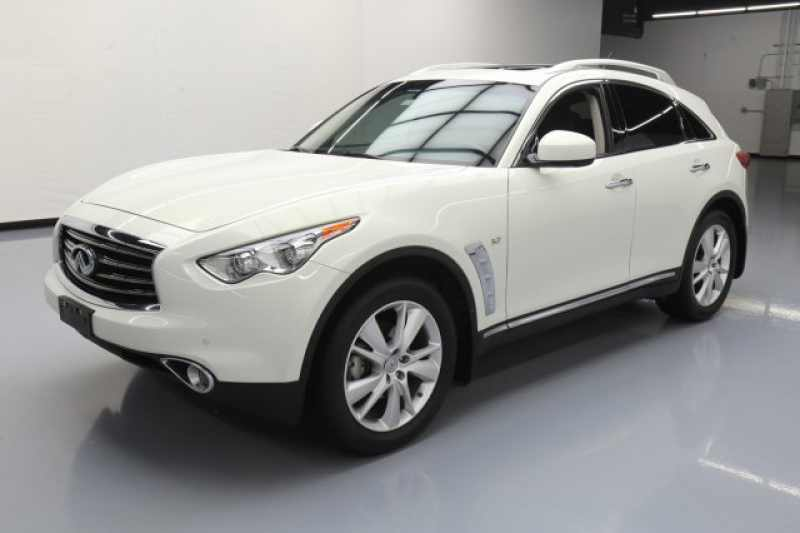 2014 Infiniti Qx70 Base 1 CarSoup