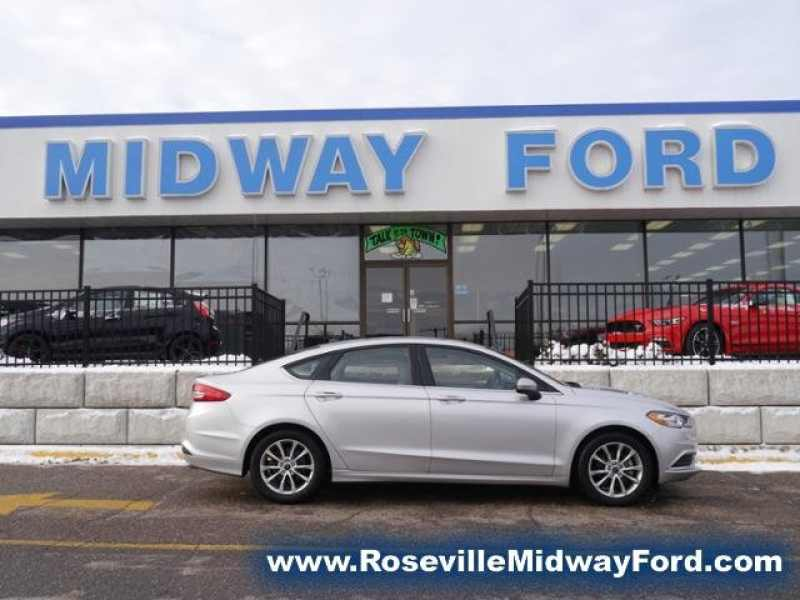 Used 2017 Ford Fusion 10 CarSoup
