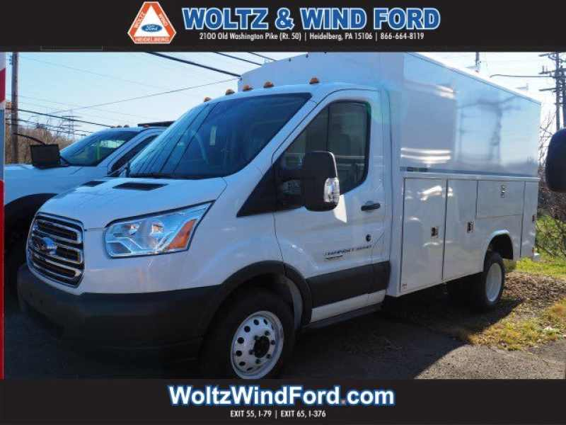 2018 Ford Transit 350 DRW 1 CarSoup