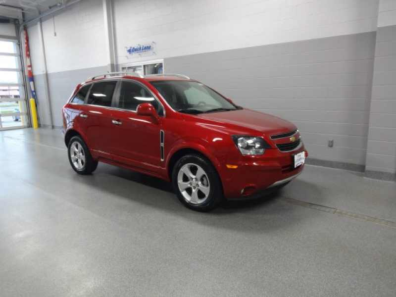 Used 2015 Chevrolet Captiva Sport 9 CarSoup