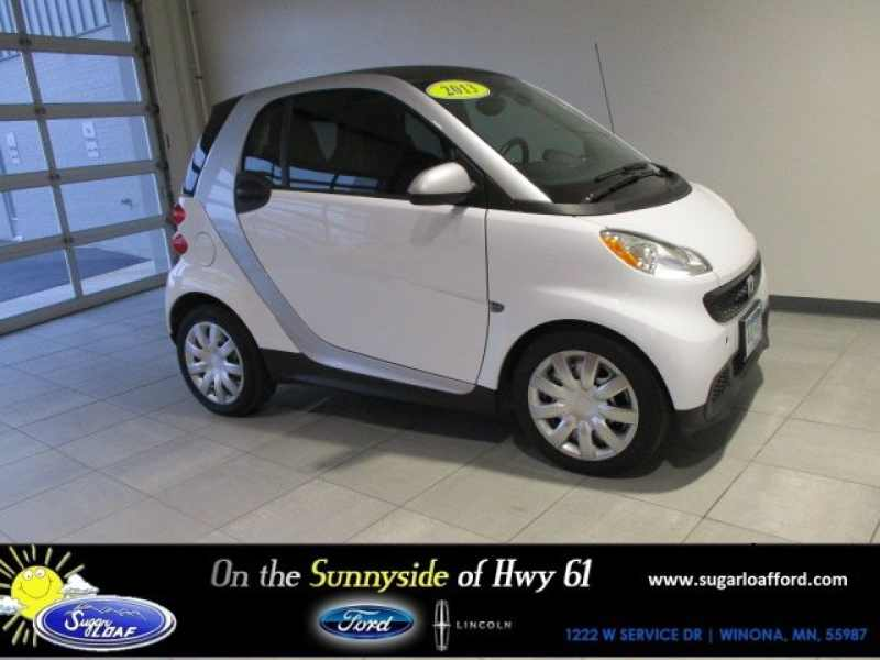 Used 2013 Smart Fortwo 1 CarSoup