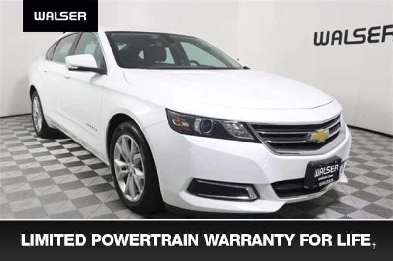 2017 Chevrolet Impala LT LEATHER, POWER TRAIN FOR LIFE! 1 CarSoup