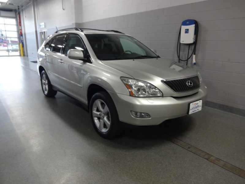 Used 2007 Lexus Rx 350 10 CarSoup