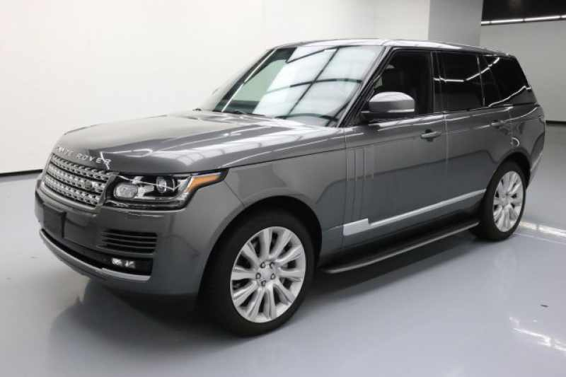 Used 2015 Land Rover Range Rover 10 CarSoup