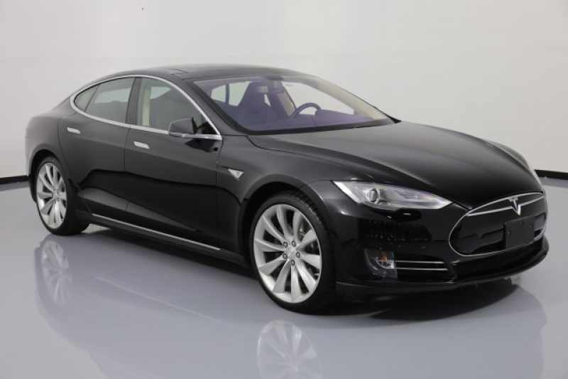 Used Tesla Model S Dr Liftback Near Whitestown IN - 2014 tesla model s