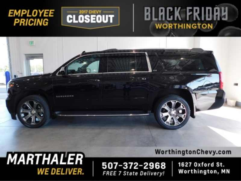 Used 2016 Chevrolet Suburban 6 CarSoup