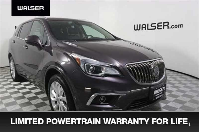Used 2016 Buick Envision 1 CarSoup