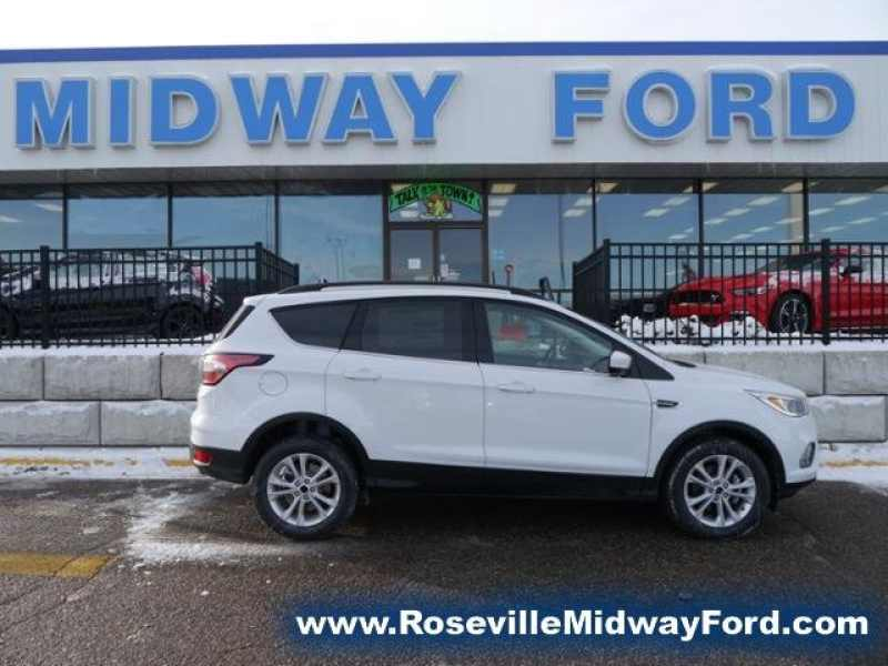 New 2018 Ford Escape 7 CarSoup