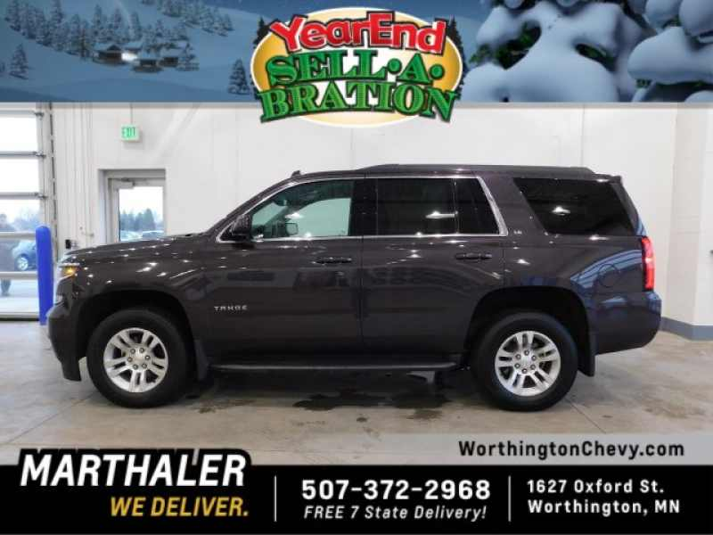 Used 2015 Chevrolet Tahoe 6 CarSoup