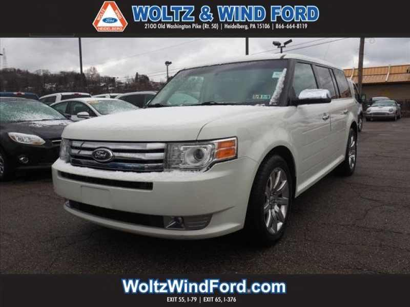 2012 Ford Flex 4dr Limited AWD 1 CarSoup
