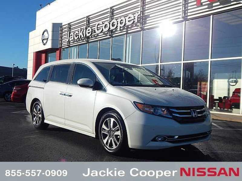 Used 2016 Honda Odyssey 8 CarSoup