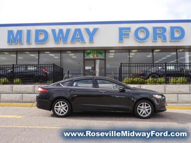 Used 2013 Ford Fusion 8 CarSoup