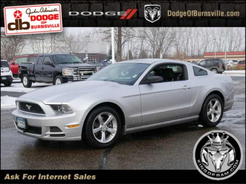 2014 Ford Mustang V6 1 CarSoup
