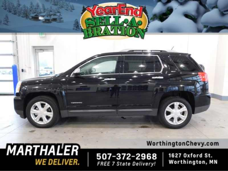Used 2017 GMC Terrain 5 CarSoup