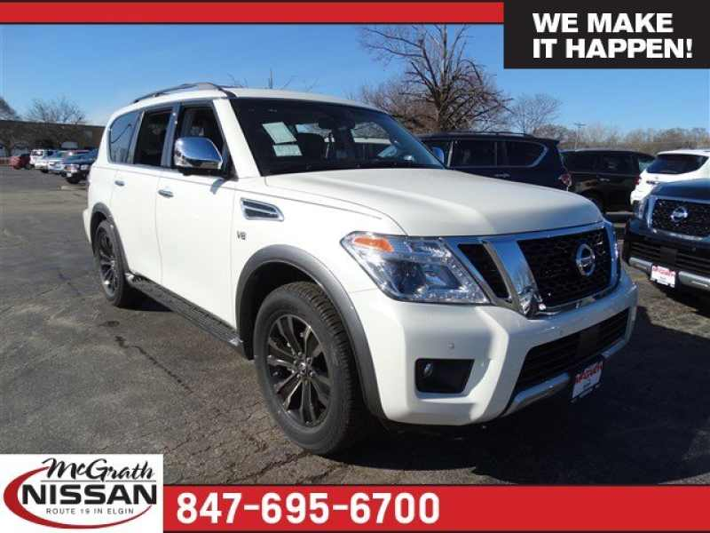 New 2017 Nissan Armada 10 CarSoup