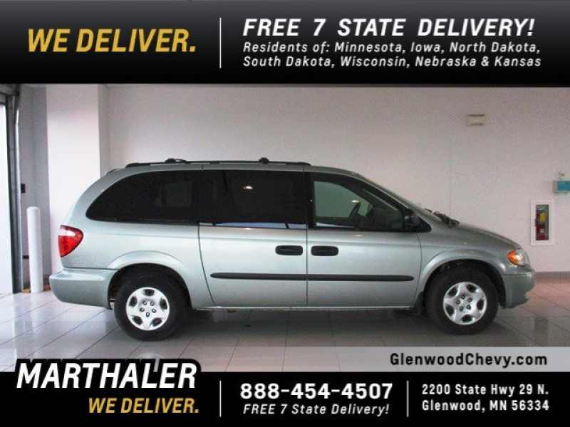 2003 Dodge Grand Caravan SE 1 CarSoup