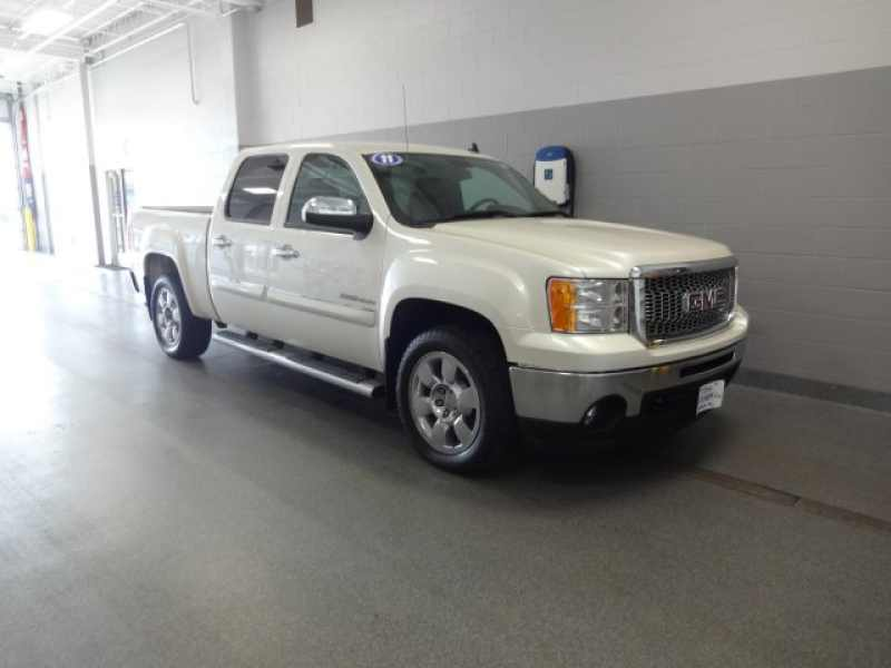 Used 2011 GMC Sierra 1500 8 CarSoup