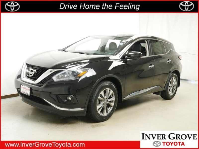 Inver Grove Nissan >> 2018 Used Nissan Murano Sl 27 495 Near Inver Grove Heights Mn 55077 Carsoup