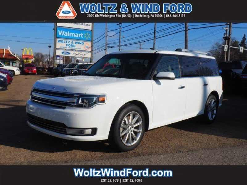 2017 Ford Flex Limited AWD - DUAL PANEL MOONROOF 1 CarSoup