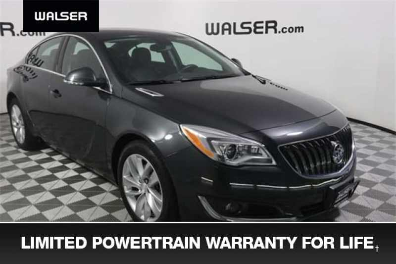 Used 2016 Buick Regal 11 CarSoup