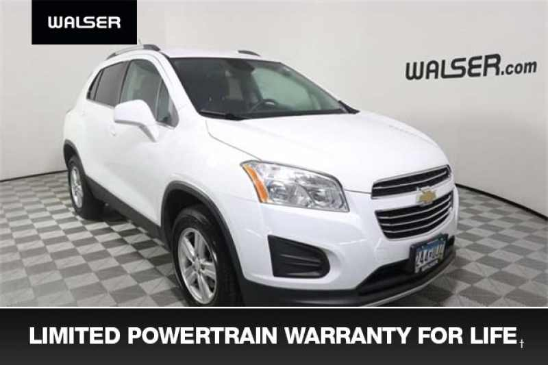 Used 2016 Chevrolet Trax 5 CarSoup