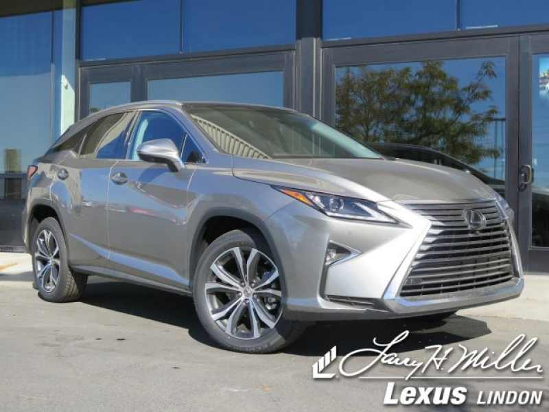 2017 Lexus Rx 350 Base 1 CarSoup