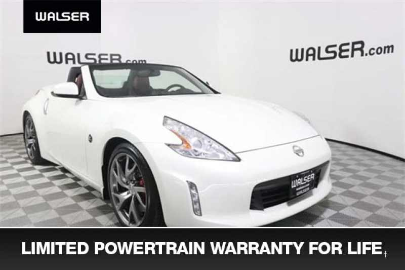 2017 Nissan 370z Touring 1 CarSoup