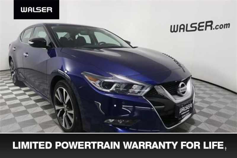 2017 Nissan Maxima Platinum 1 CarSoup